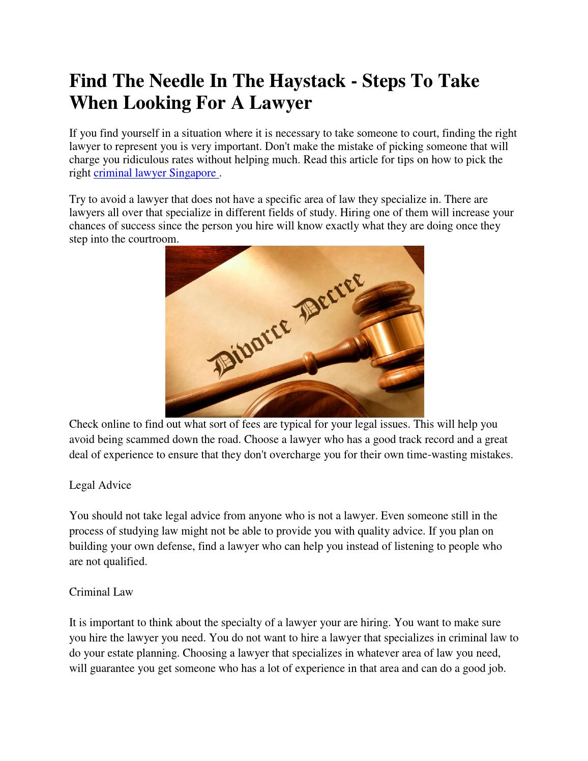 Legal counsel singapore by singaporelawfirm issuu solutioingenieria Images