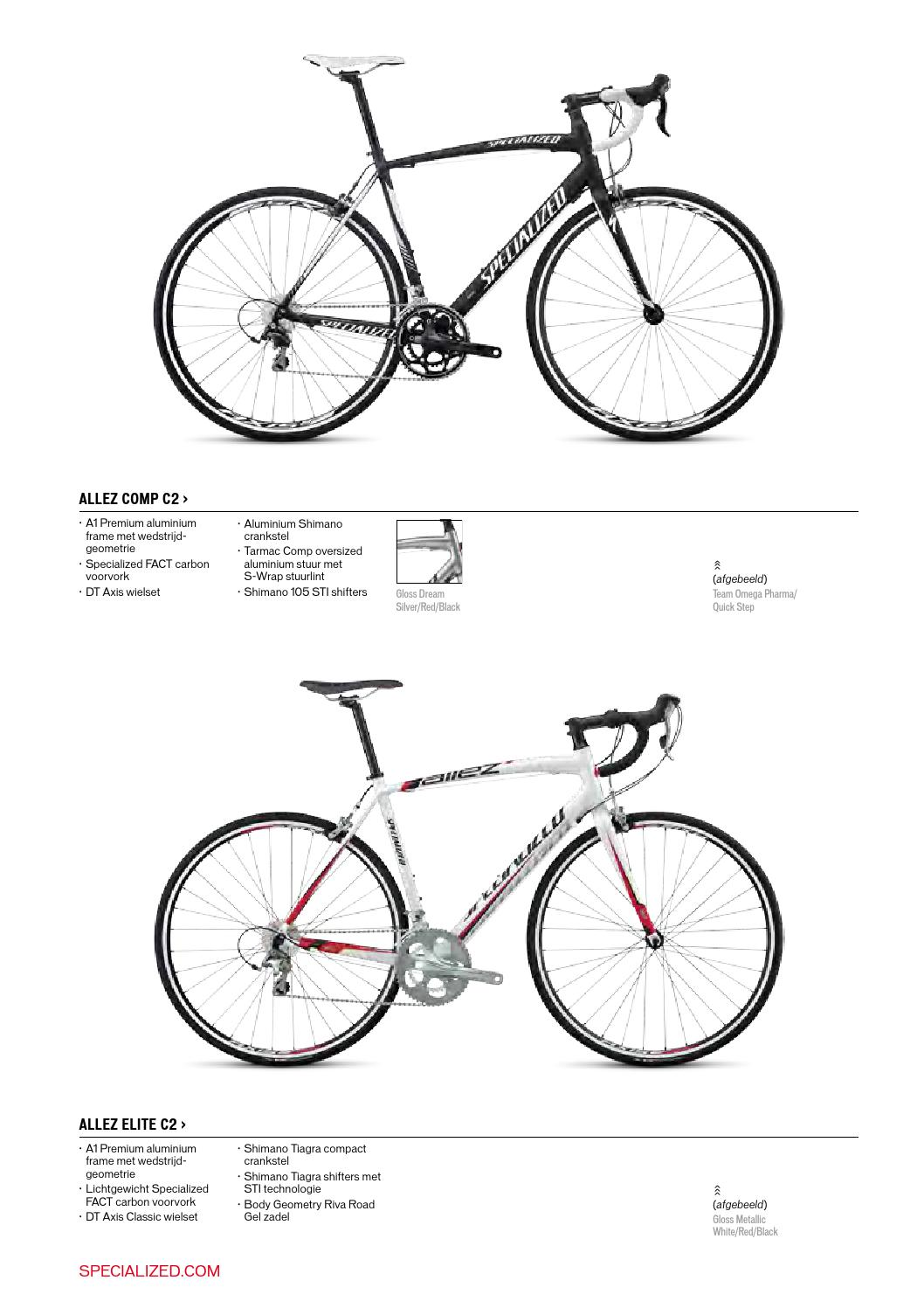 Specialized Catalogus MTB/ROAD 2014 by Specialized Netherlands ...
