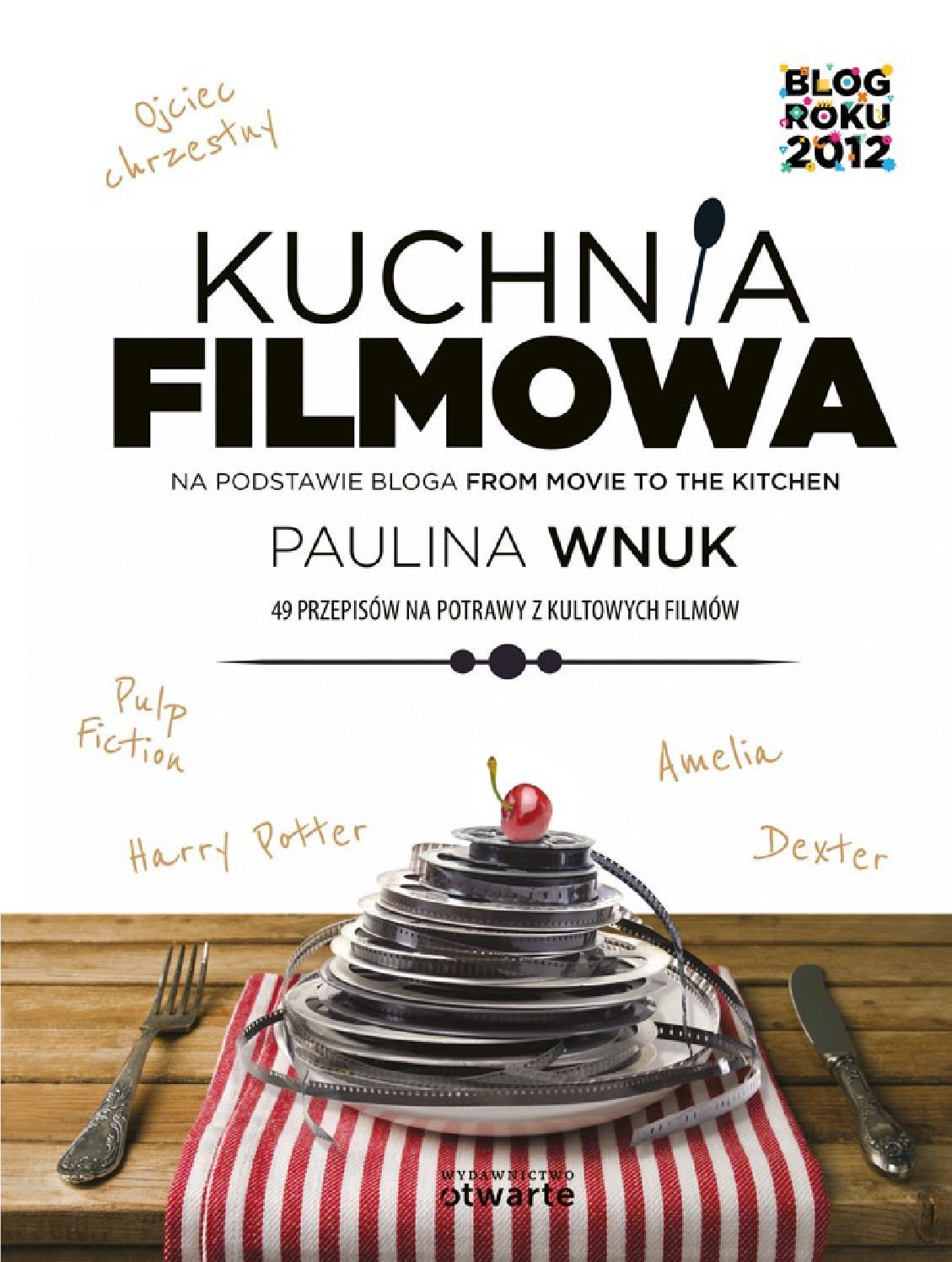 Kuchnia Filmowa By Siw Znak Issuu