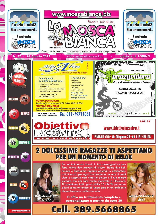 La Mosca Bianca Torino n. 77 by Publidok S.r.l. - issuu c8d1db5228d