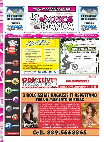 La Mosca Bianca Torino n. 77 by Publidok S.r.l. issuu
