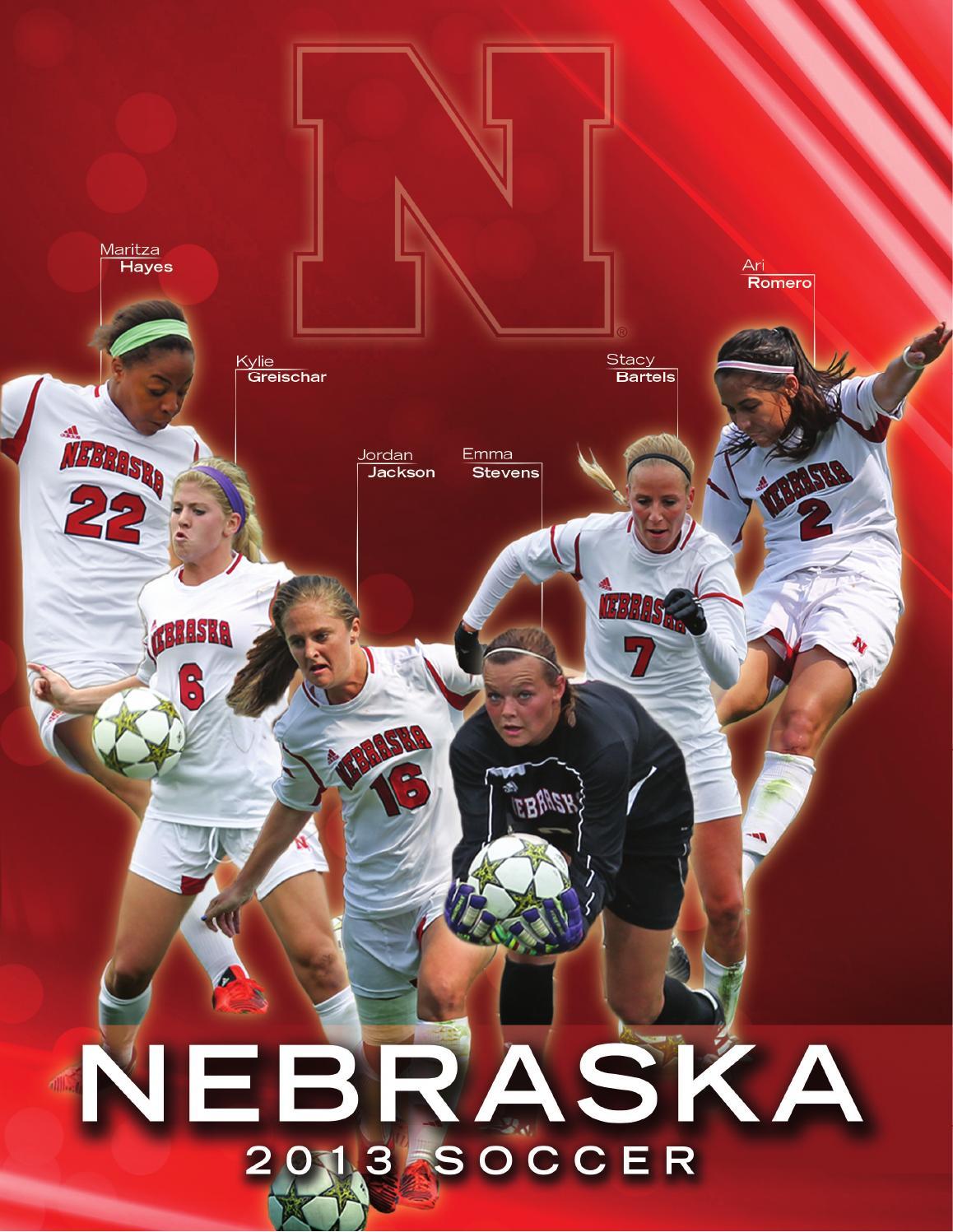 d1e965dd04fe 2013 Nebraska Women s Soccer Guide by Jeremy Foote - issuu