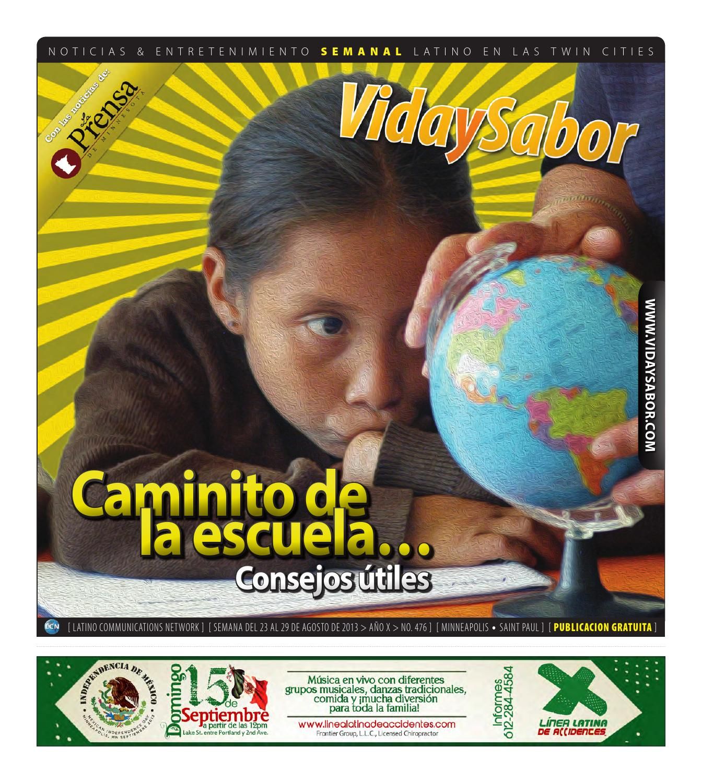 Vidaysabor 476 by Latino Communications Network LLC - issuu
