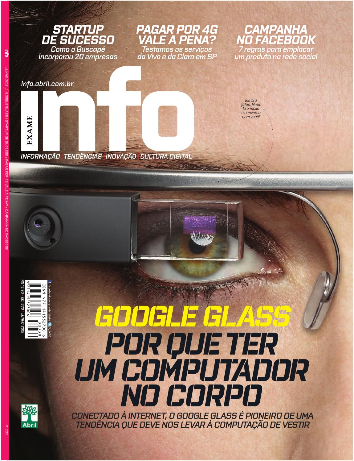 JUN - 330 by Revista INFO - issuu fe4f0c62a8bf7