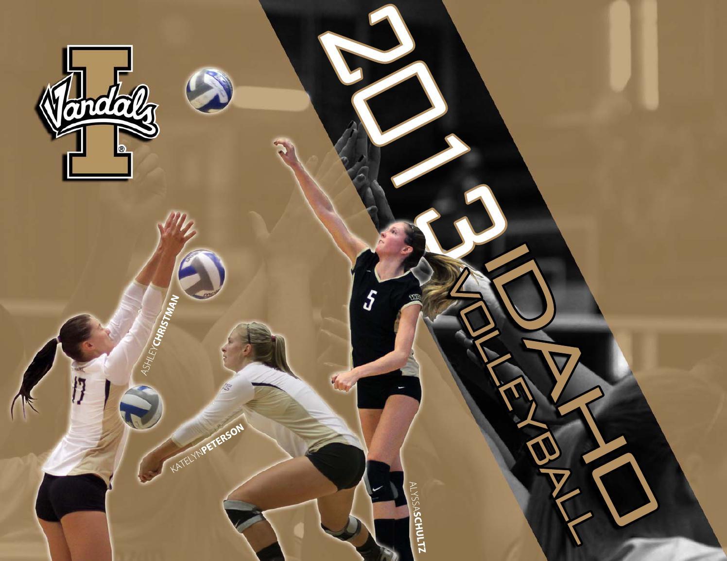 75c5c5ab9f8fc 2013 Idaho Volleyball Media Guide by University of Idaho Athletics - issuu