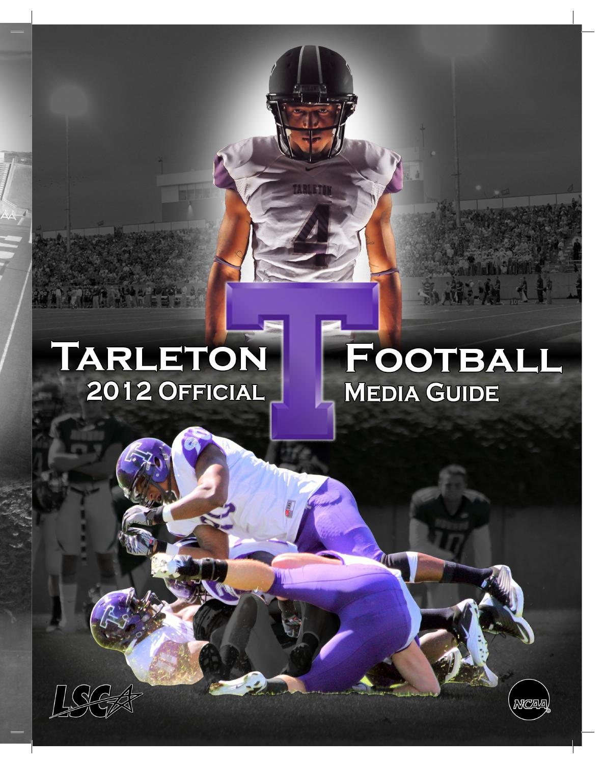 Football 2012 By Tarleton State Athletic Communications Issuu Lionel 2353 Horn Schematic Diagram
