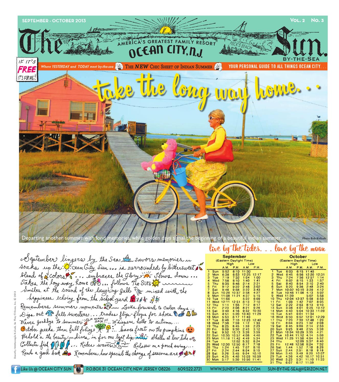 Take the long way home by the sun by the sea issuu nvjuhfo Image collections