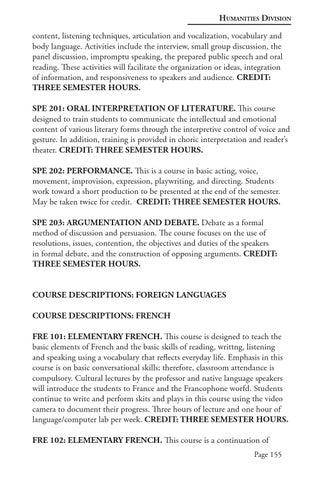 interpretation speech ideas