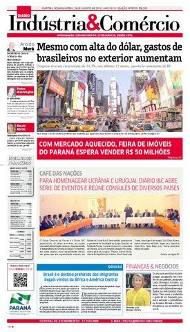 Diário Indústria   Comércio 26-08-2013 by Diário Indústria ... 553331ff85e38