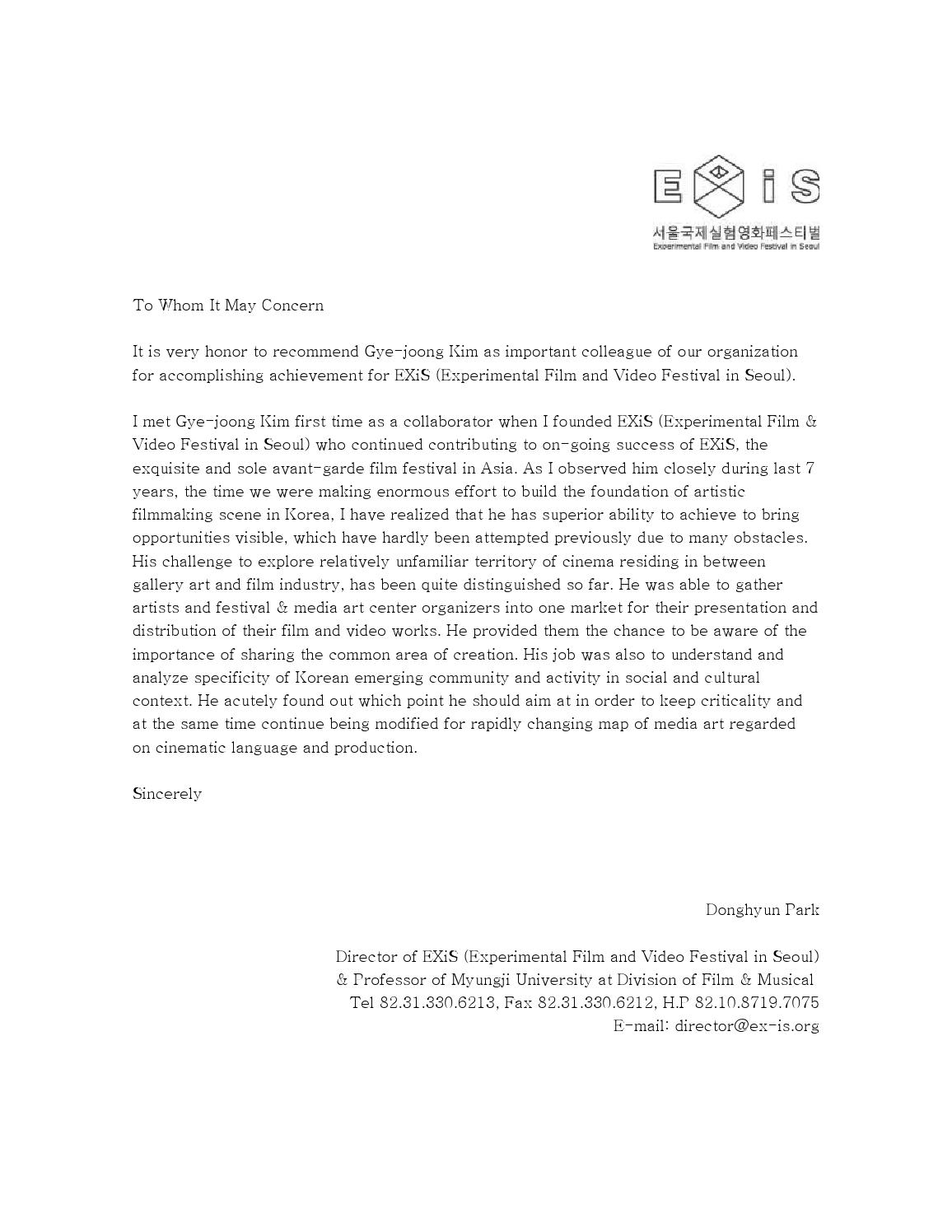 sample recommendation letter for eb1a - Monza berglauf-verband com