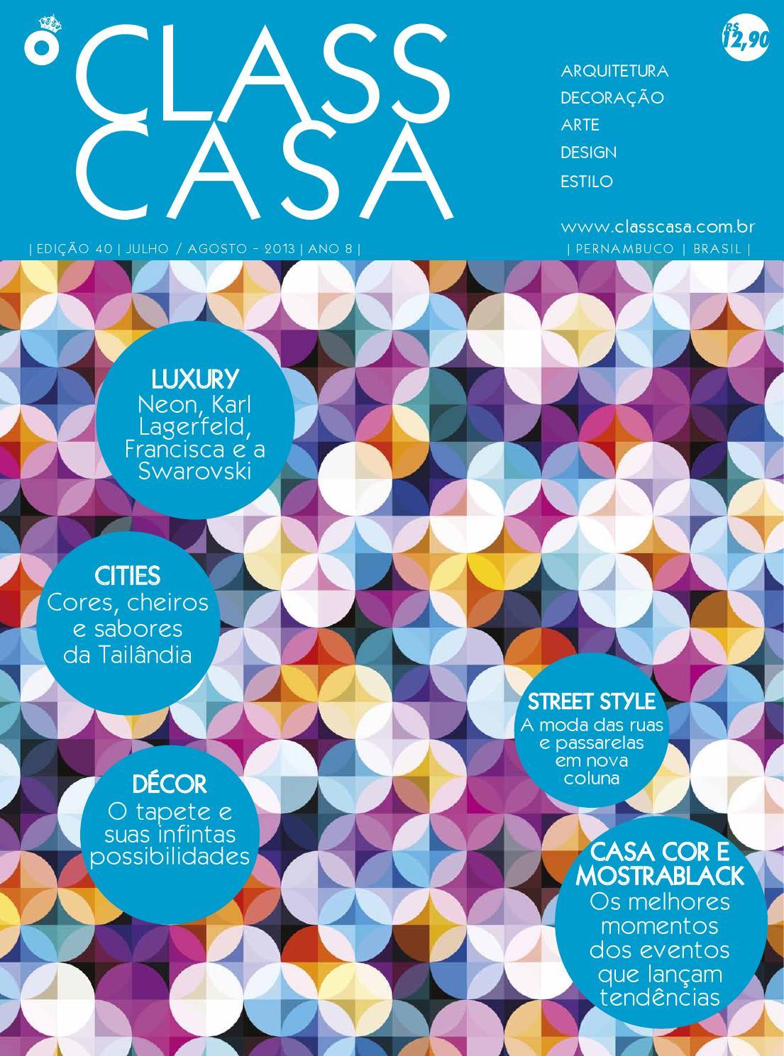 c64ec3ad9f06d ClassCasa 40 by ClassCasa - Carlota Comunicação - issuu