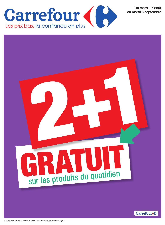 Catalogue Carrefour 27.08 3.09.2013 by joe monroe issuu