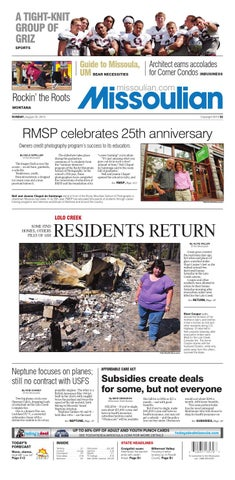 08 25 13 missoulian by missoulian eedition issuu page 1 fandeluxe