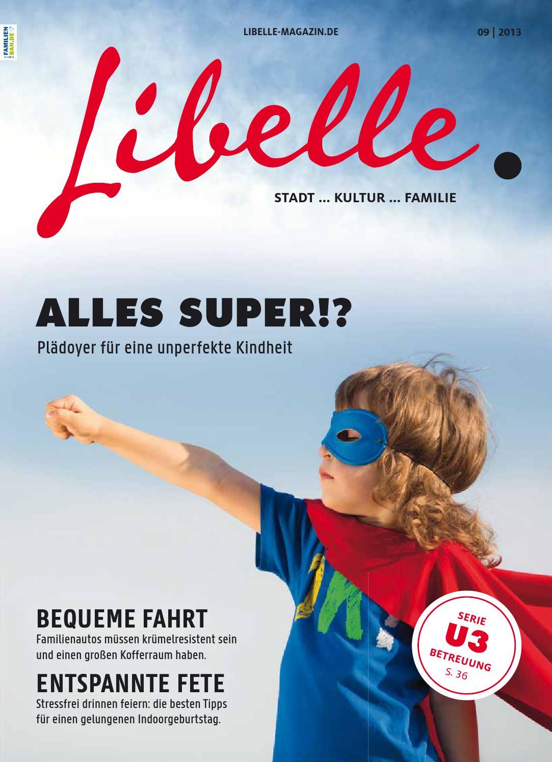 Libelle September 2013 By Libelle Stadt Kultur