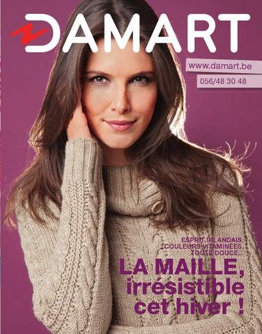 DAMART - Actu Mode - Septembre 2013 by Damart - issuu 26799cc963c