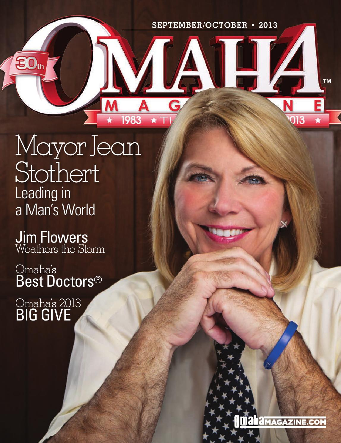September October 2013 Omaha Magazine By Omaha Magazine