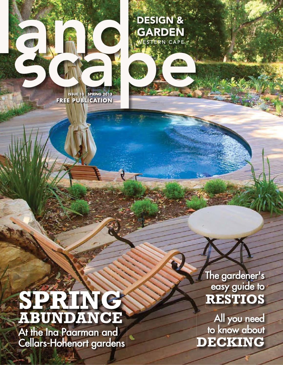Landscape Design And Garden   Spring 2013 By Landscape Design And Garden  Magazine   Issuu