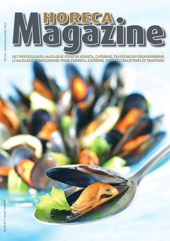 Horeca Magazine 129 By Services Pro Issuu
