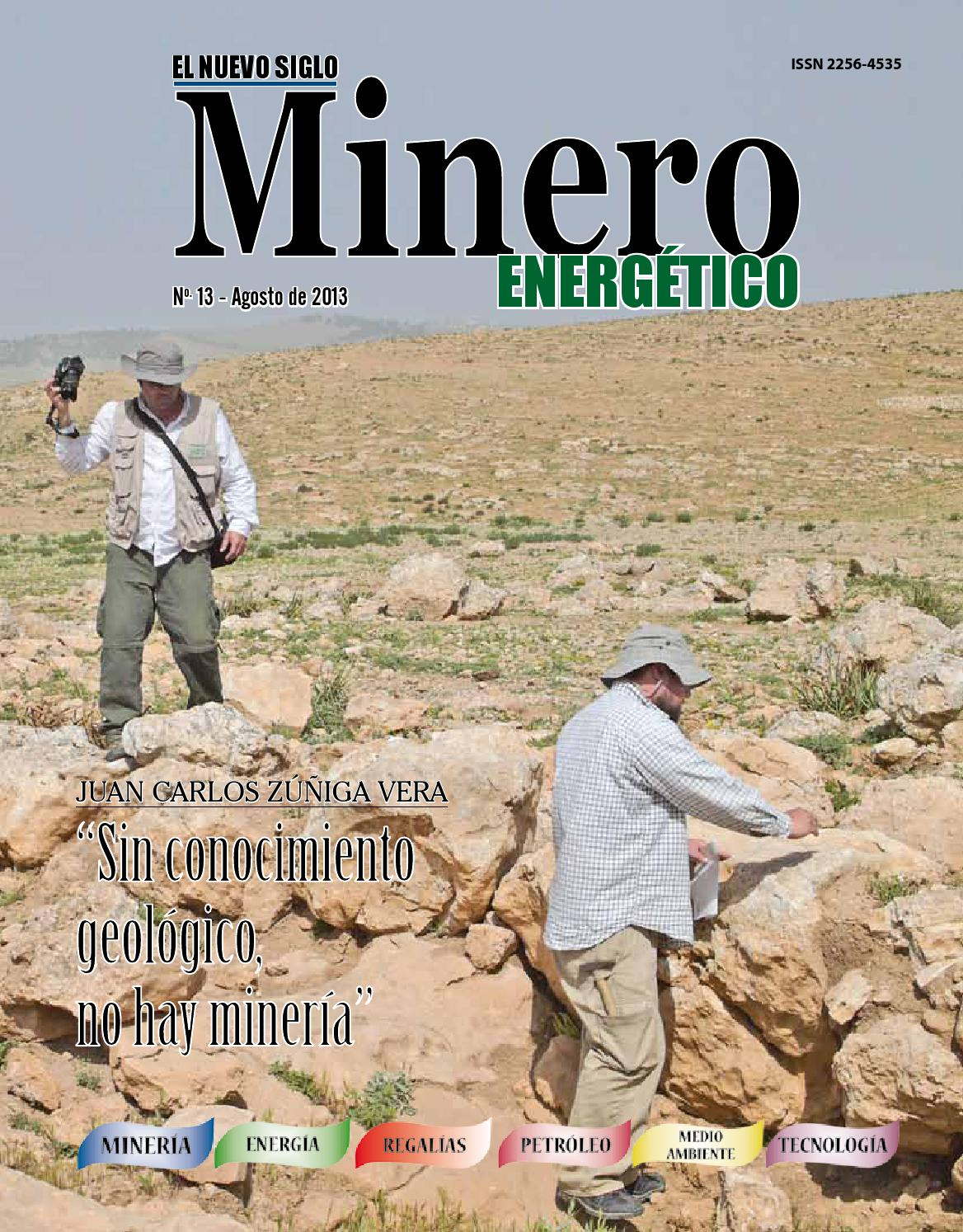 Minero Energético by Esteban Lugo Perea - issuu