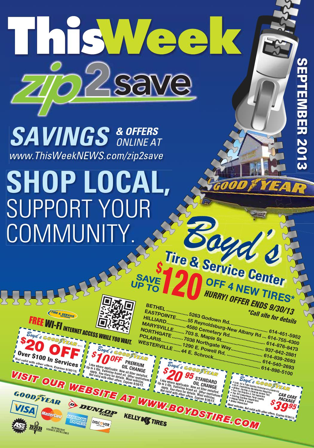 Zip2save0913web by The Columbus Dispatch - issuu