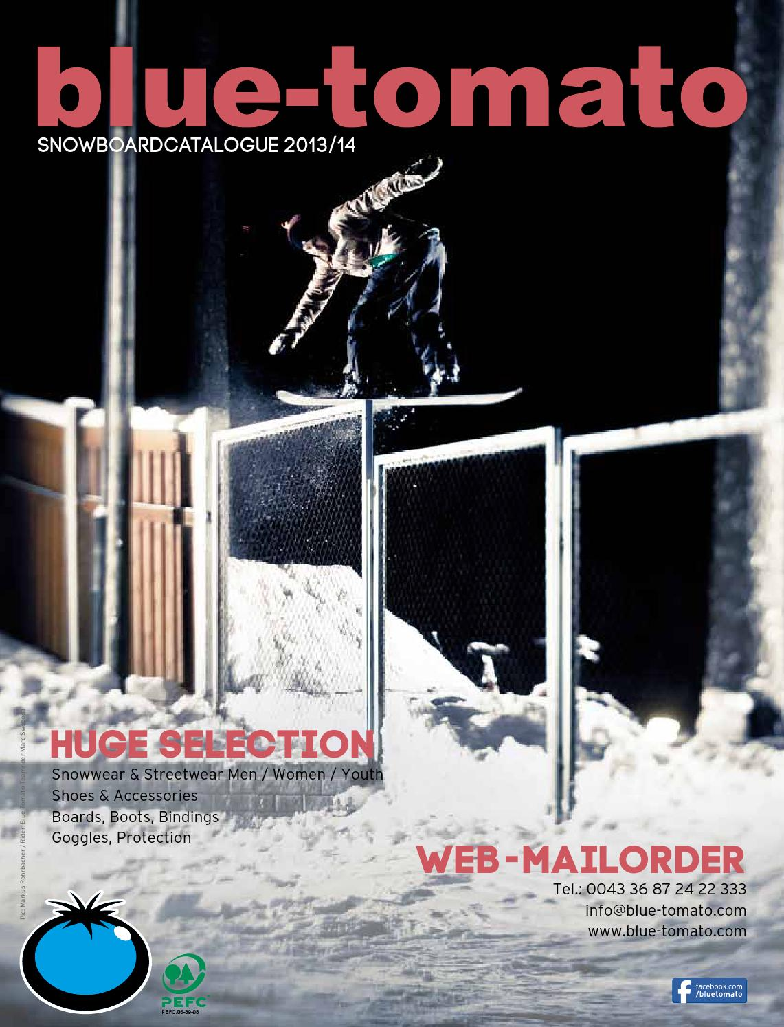 2cdede105949 Blue Tomato Snowboard Catalogue 2013 14 by Blue Tomato - issuu