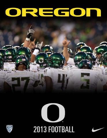 2013oregonfootballalmanac by University of Oregon Athletics - issuu 00b7bcb24