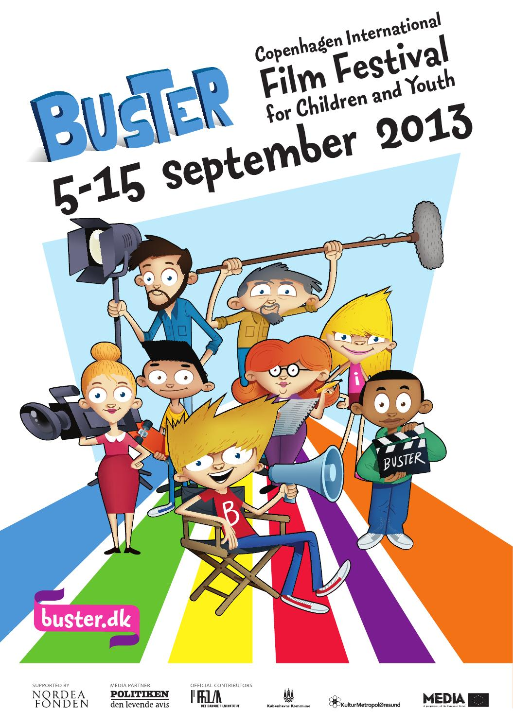 Buster 2013 English Catalogue by CPH Filmfestivals - issuu