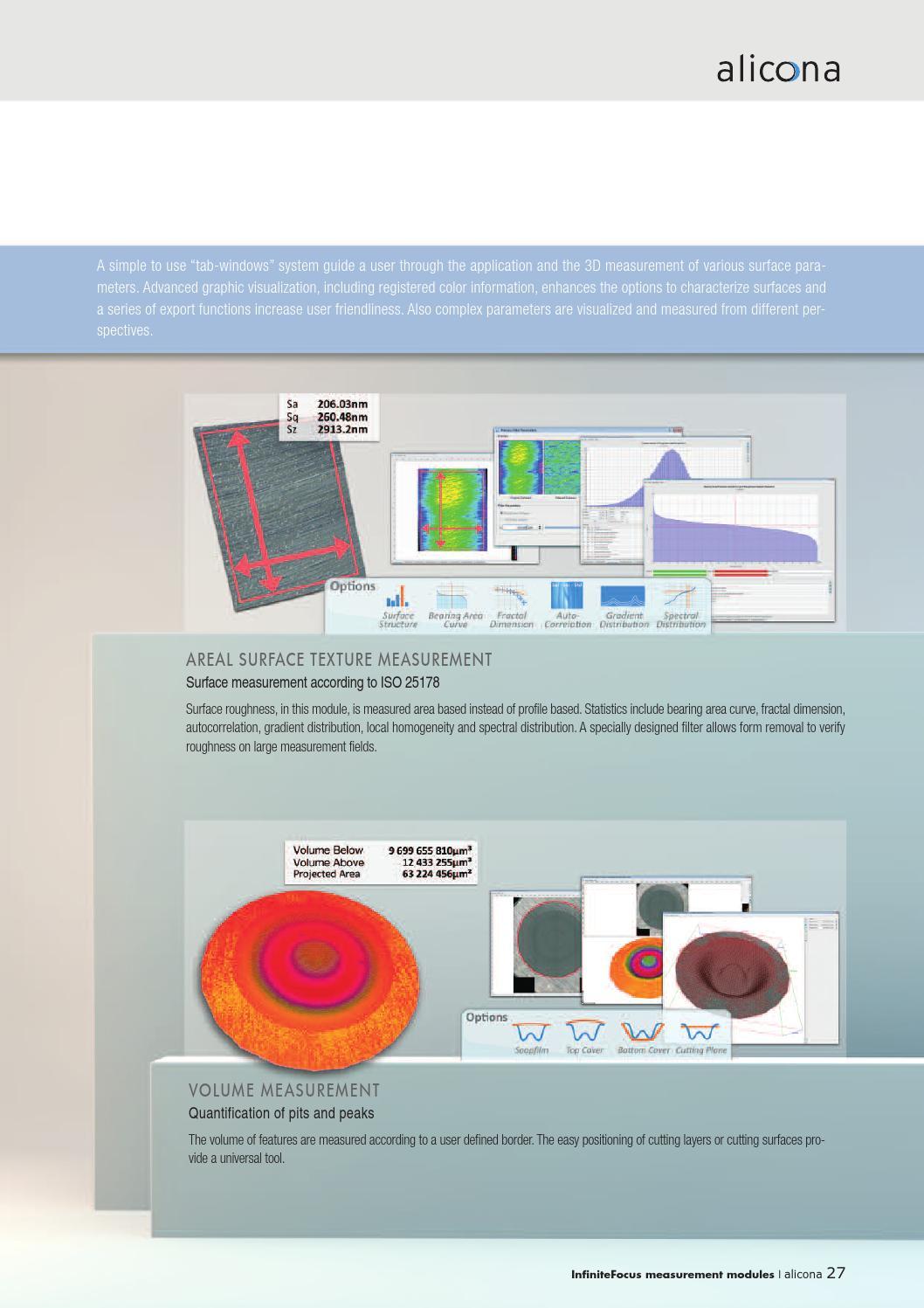 Alicona FOCUSvariation, Edition 4, English by Alicona Imaging GmbH