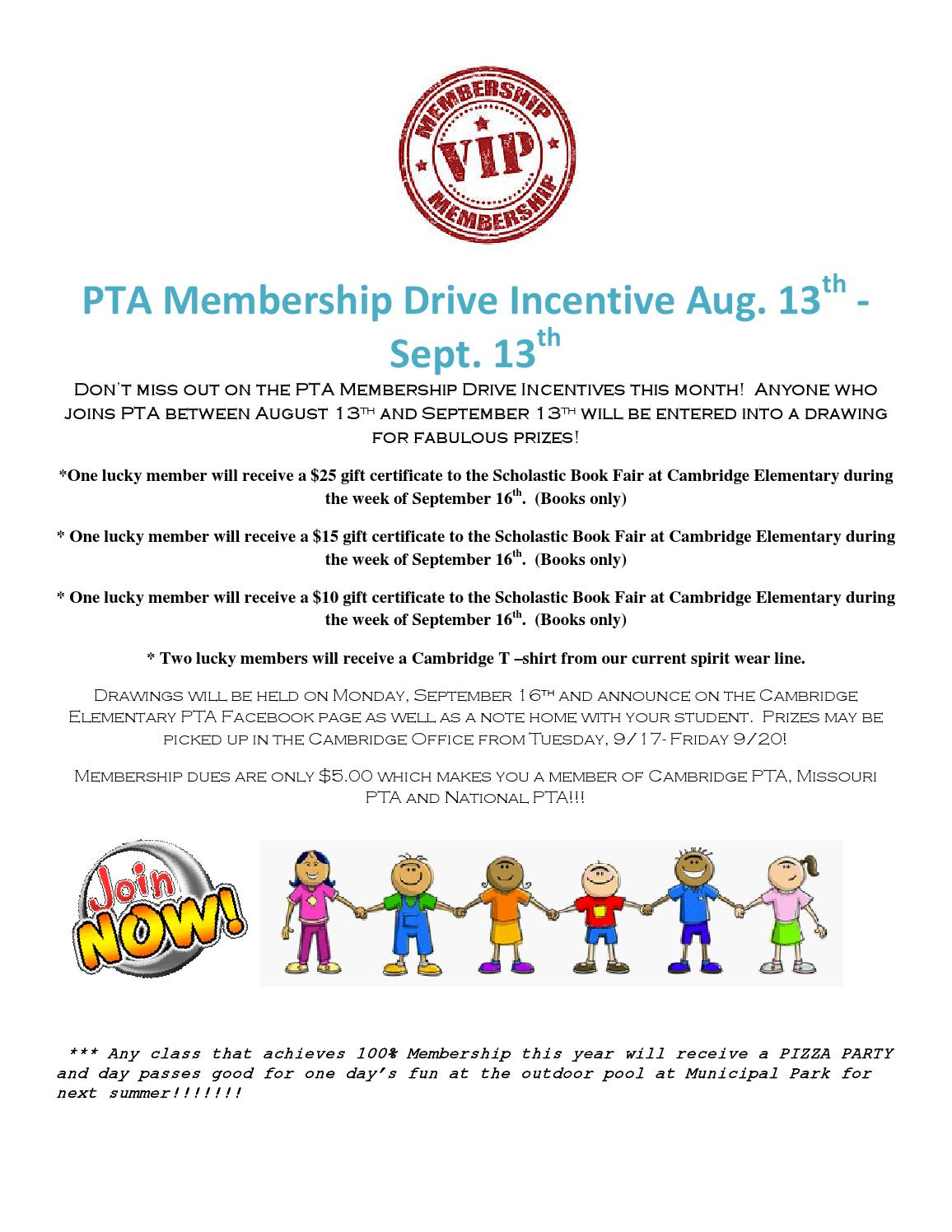 Aug sep member incentives by Theresa Borntreger - issuu
