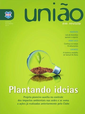 e492b9530a União em Revista - Agosto Setembro de 2013 by Grêmio Náutico União ...