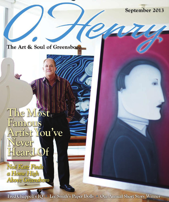 dad706cc6 September 2013 O.Henry by O.Henry magazine - issuu
