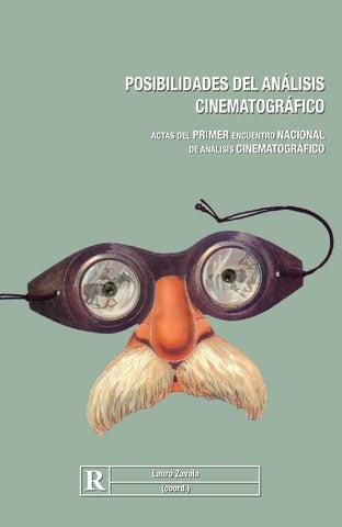 d4d58eb999 Posibilidades del análisis cinematográfico by Departamento Editorial ...