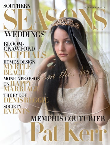 Southern Seasons Magazine Summer 2013 Cover 3 By Southern Seasons