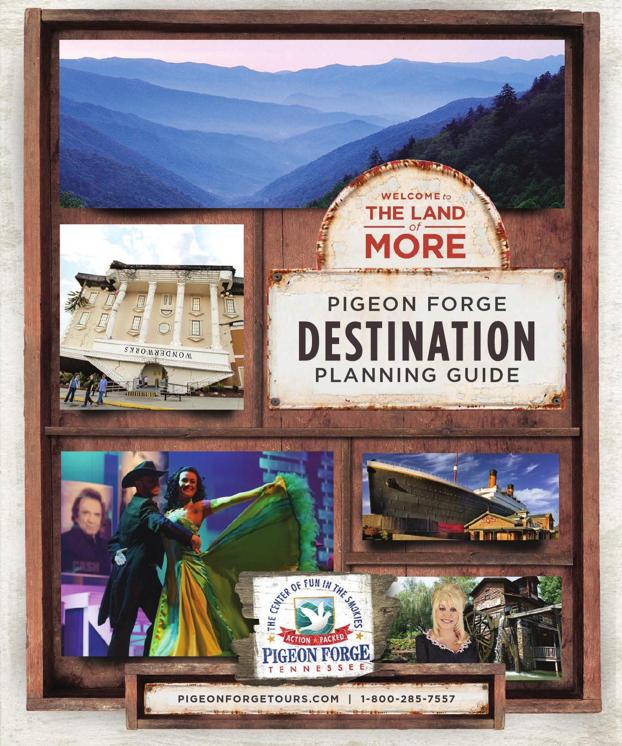 Pigeon Forge Destination Planner by Carrie Heitzenrater - issuu