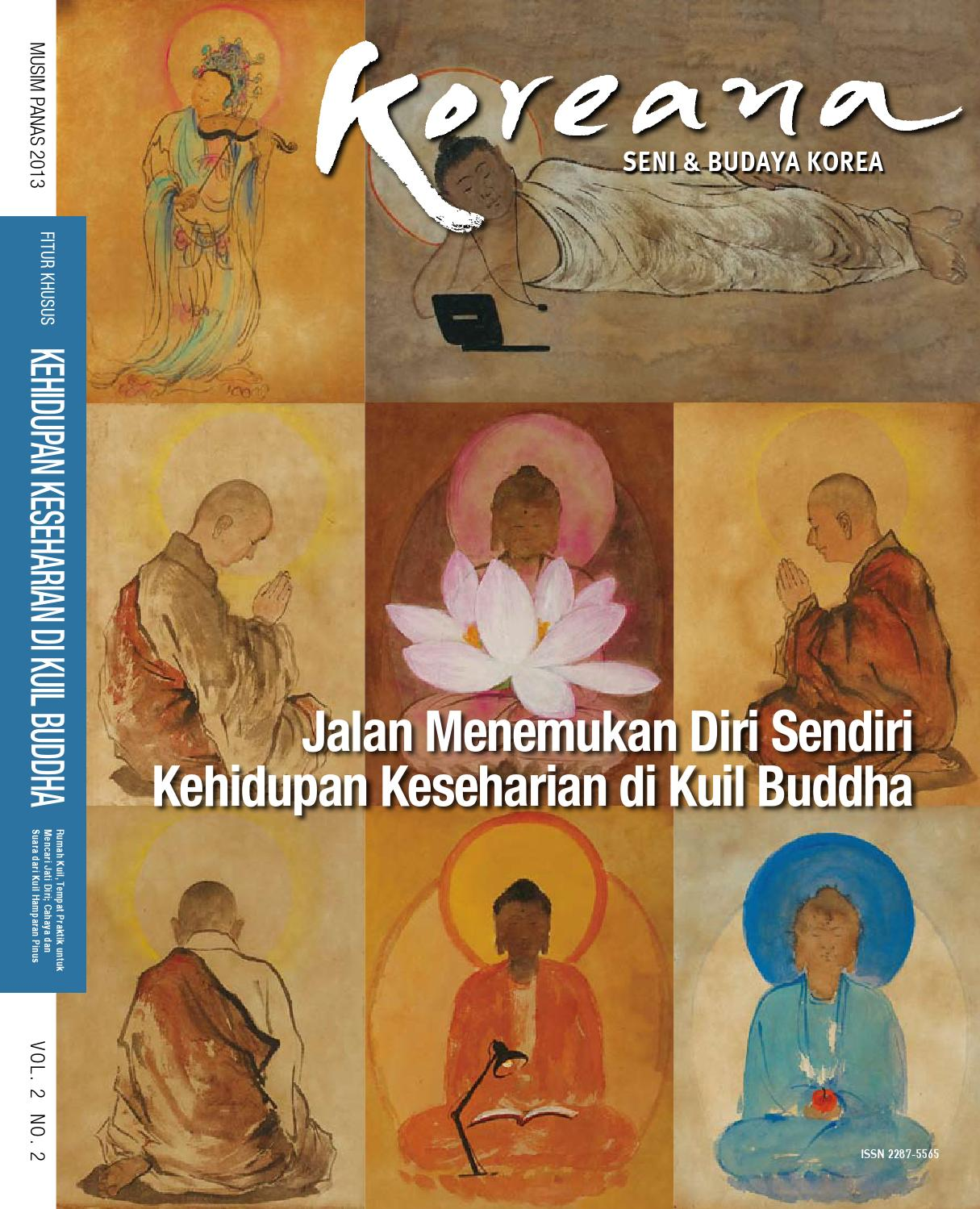 Koreana Summer 2013 Indonesian By The Korea Foundation Issuu