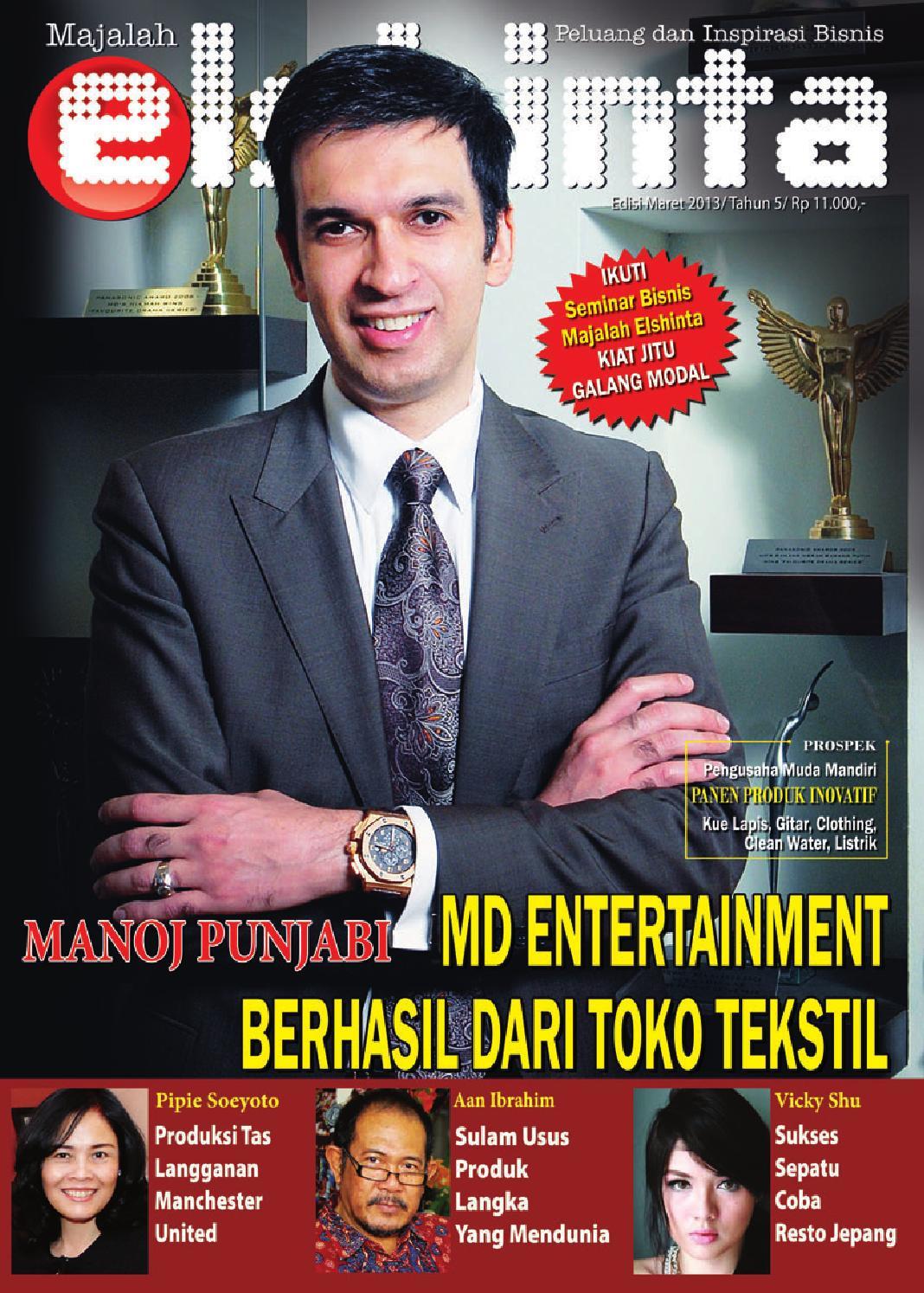 Majalah Elshinta Edisi Maret 2013 By Niko Areasto Issuu Produk Ukm Bumn Sutra Super
