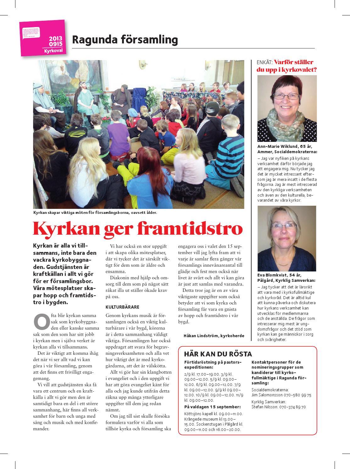 ppen verksamhet i Katrineholm   omr-scanner.net
