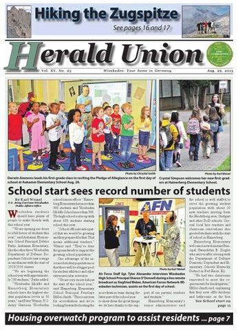 Herald Union - Aug  29, 2013 by AdvantiPro GmbH - issuu
