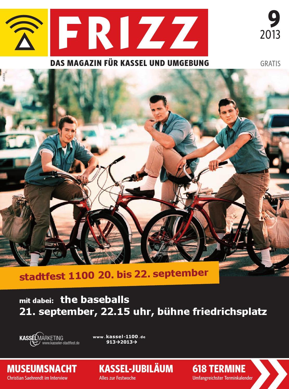 FRIZZ Das Magazin Kassel September 2013 by frizz kassel - issuu