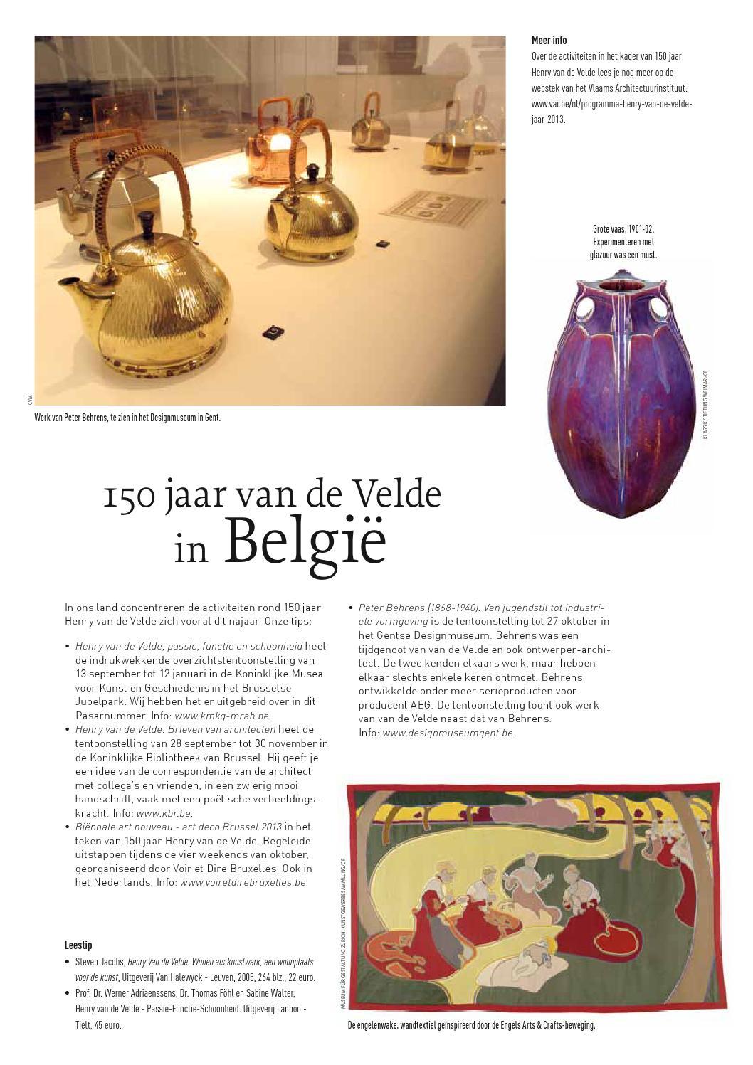 Pasar Magazine Extra September 2013 Alleskunstenaar