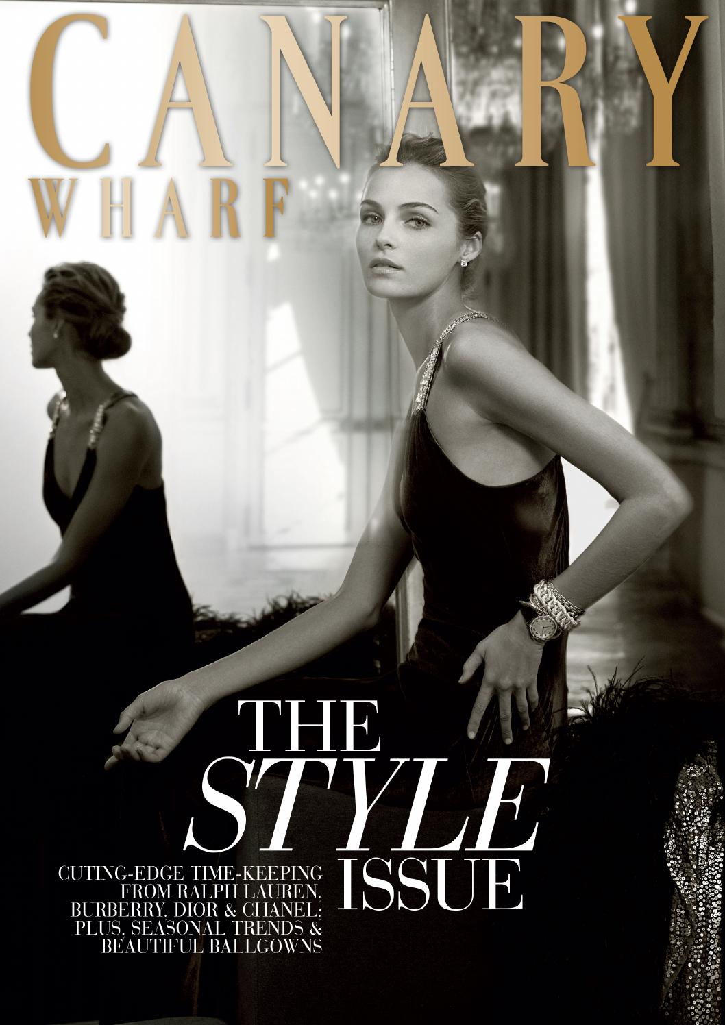 Canary Wharf Magazine September 2013 by Runwild Media Group - issuu 365890413dd