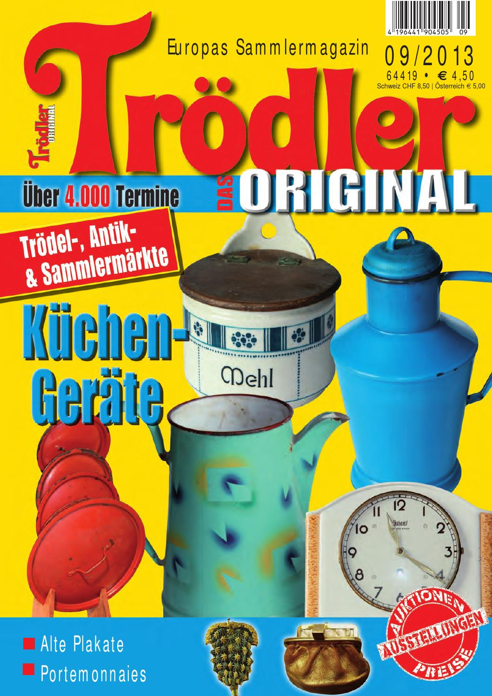 Troedler 0913 by Gemi Verlags GmbH - issuu