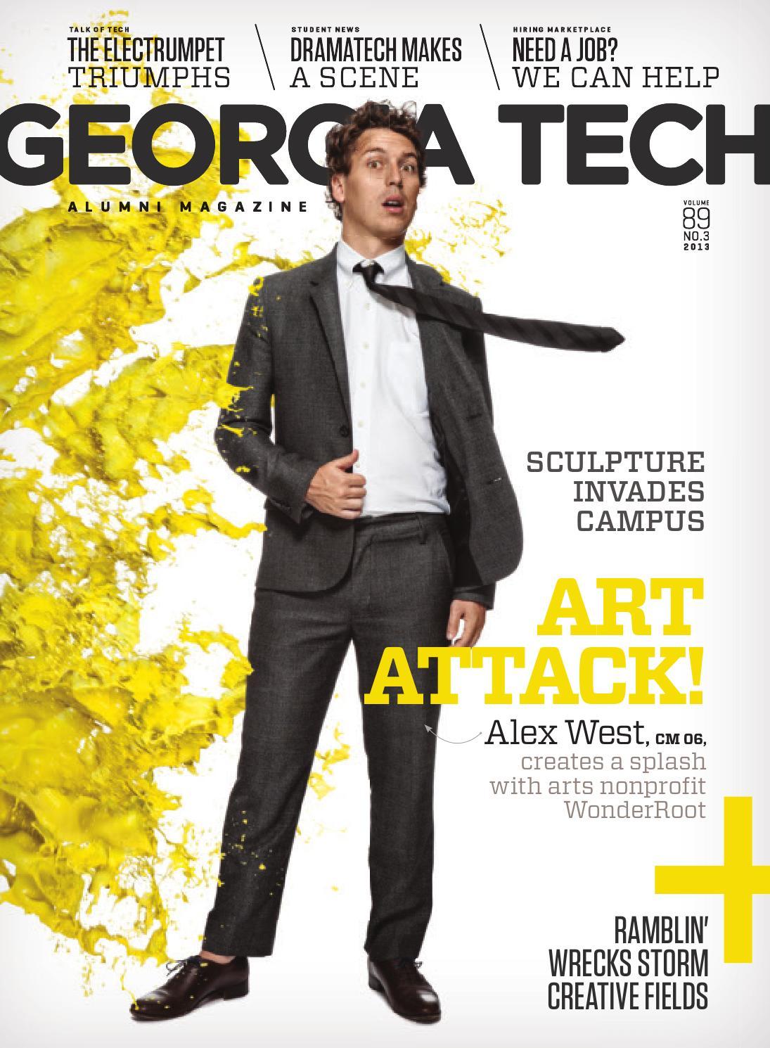 georgia tech alumni magazine vol 89, no 03 2013 by georgia tech