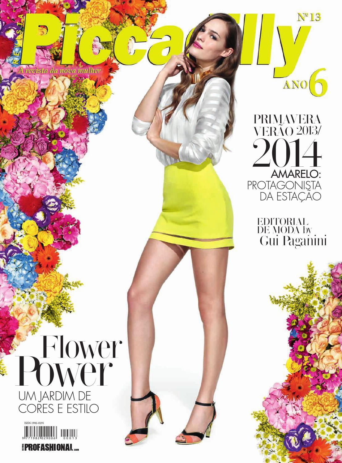 8624e3d694 Revista Piccadilly - ed 13 by Profashional Editora - issuu