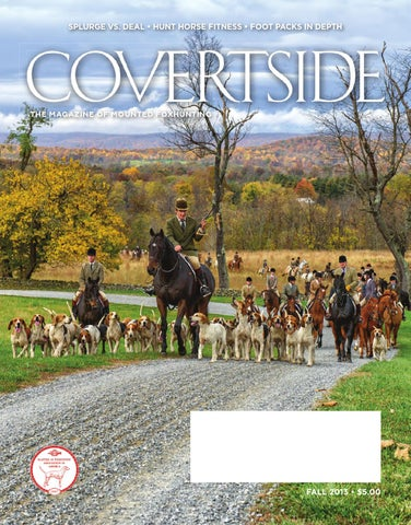 Covertside Fall 2013 By Emily Esterson Issuu