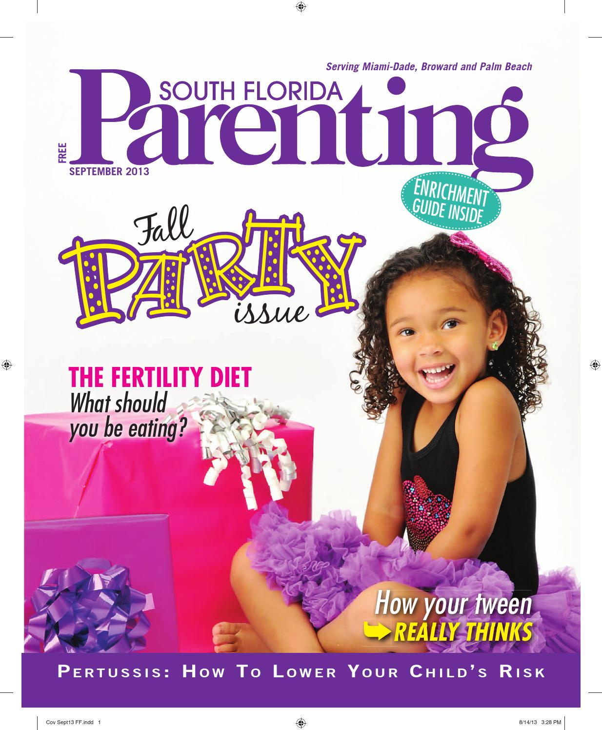 7785d782de South Florida Parenting September 2013 by Forum Publishing Group - issuu