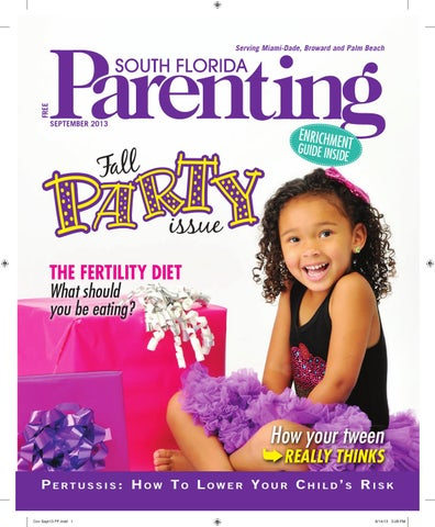fe94c21fa65 South Florida Parenting September 2013 by Forum Publishing Group - issuu