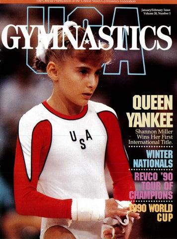 4360963e28 USA Gymnastics - January February 1991 by USA Gymnastics - issuu