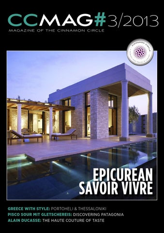 Cc mag the cinnamon circle magazine for luxury travel and lifestyle