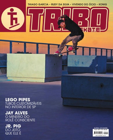 Tribo Skate  239 by Revista Tribo Skate - issuu 724e9a053bf